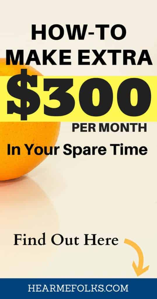 make extra cash doing simple tasks staying at home in your spare time