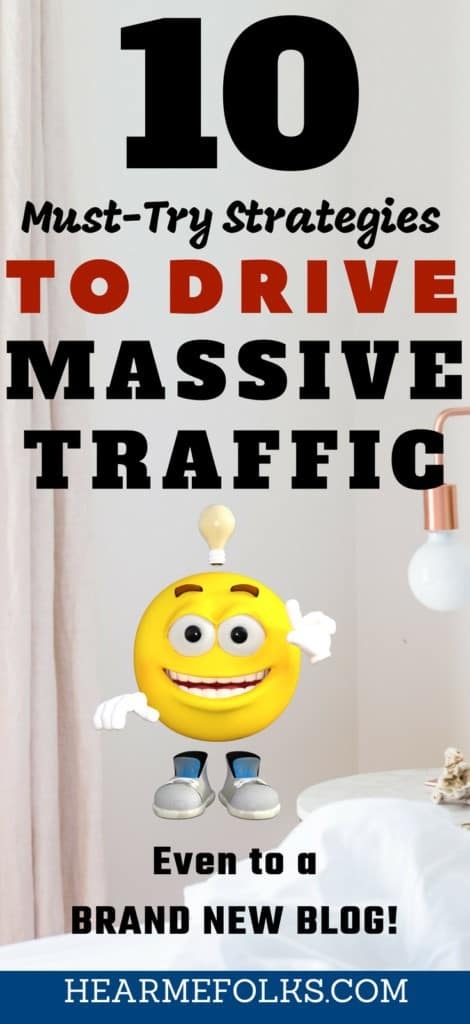 how to increase website traffic tips and drive massive traffic to your blog