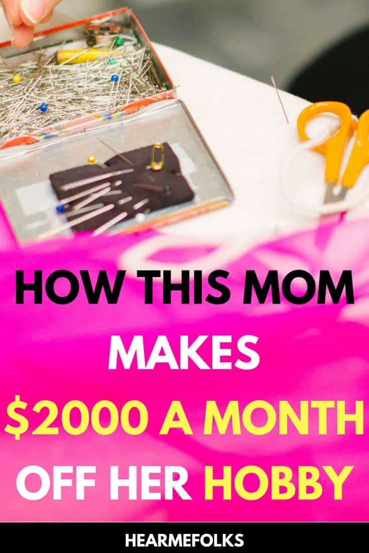 how to make money online from hobby staying at home for extra cash. Learn to set up an online store on shopify and go ahead with your startup ecommerce business. Make money from sewing.